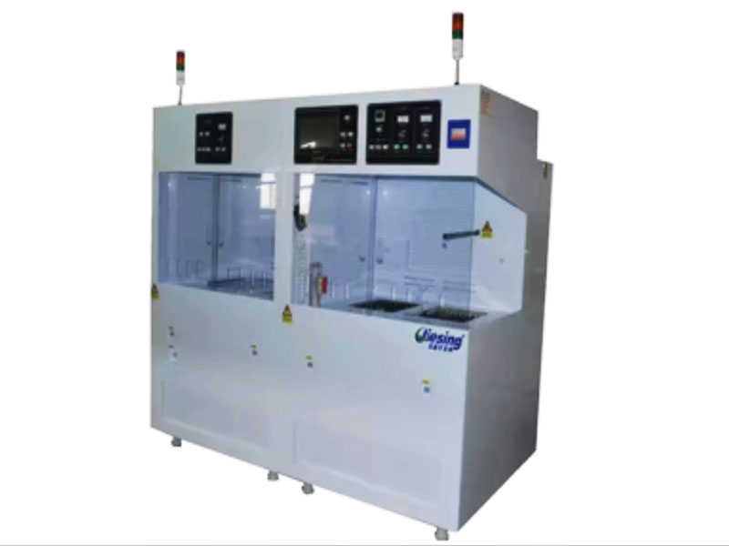 Aluminum Etching and Cleaning Machine