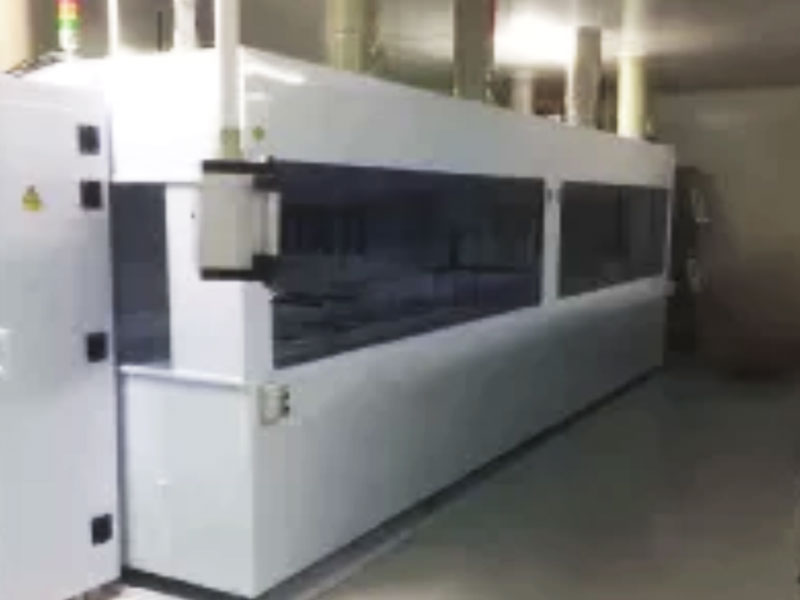 Automatic Nickel-plated or Gold-plating Line Cleaning Machine